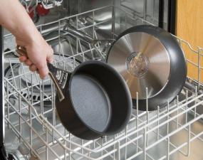 All Circulon Infinite products are dishwasher safe