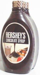 HERSHEY'S ハーシー チョコレートシロップ 623gX2本