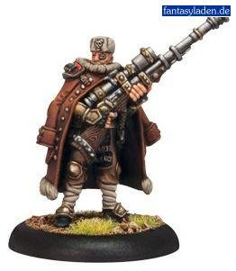 Privateer Press - Warmachine - Khador Widowmaker Marksmen Model Kit