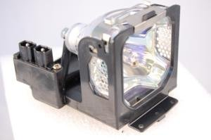 23311127//23311153 LV-672 Replacement Lamp with Housing for Toshiba TVs D95-LMP