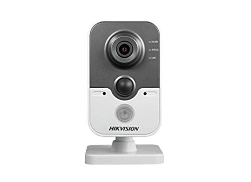 Hikvision Ds-2Cd2412F-Iw Built-In Wi-Fi Optionaldwdr/3D Dnr/Blc Pir Hd720P Video 1.3Mp Ir Cube Network Camera Support On-Board Storage, Up To 64Gb And Up To 10M Ir