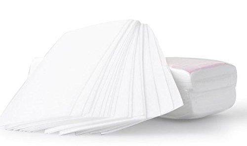kingstons-gamba-capelli-rimozione-carta-striscia-cera-depilatoria-epilatore-nonwoven-bianco-xff09