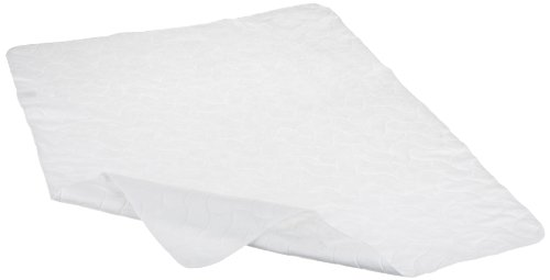 American Baby Company White Waterproof Flat Large Multi Use Protective Pad Amazon.com