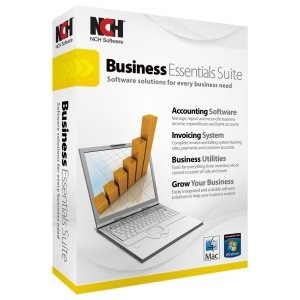 NCH Software Business Essentials Suite. BUSINESS ESSENTIALS WIN MAC ACCOUNTS INVOICING INVENTORY POS. Management - Mac, PC