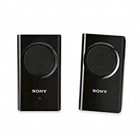 Sony SRS-M30 Active Speaker System - Black