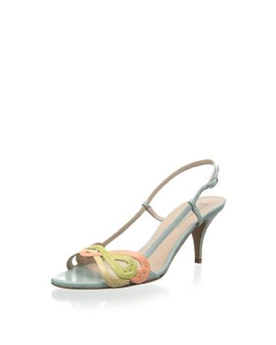 Pura Lopez Women's Slingback Sandal