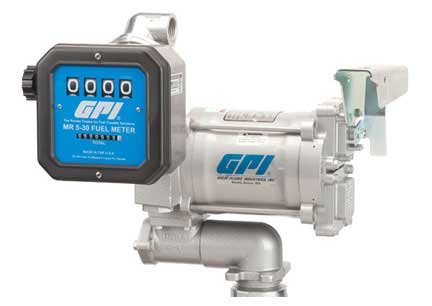 Aircraft Transfer Pump And Meter - Gpi Aviation Pump And Meter Combos