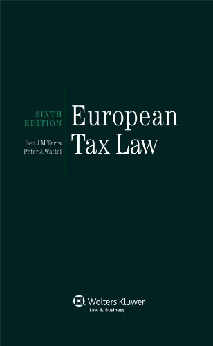European Tax Law, Sixth Edition