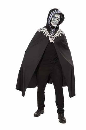 Forum Novelties Men's Deluxe Skeleton Overlord Costume