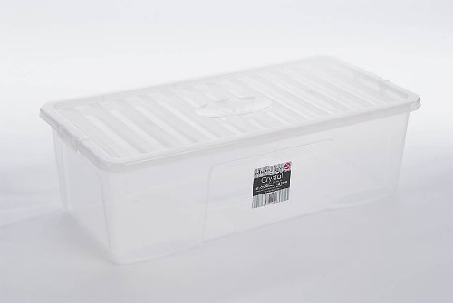 Plastic Storage Boxes [62 lt] (6)