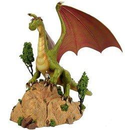 Disney's Dragonkind Pete's Dragon Elliot Statue