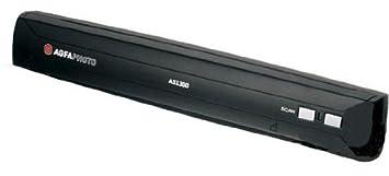 Agfaphoto AS1300 Scanner Portable Photo et Document 600 dpi USB