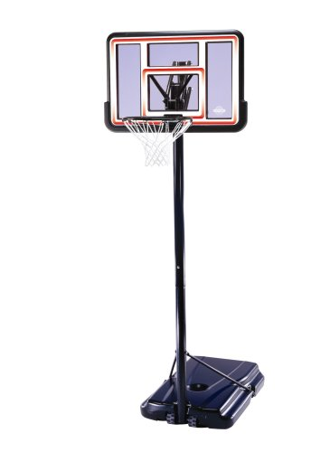 "Lifetime 1269 Pro Court Portable Basketball System with 44"" Acrylic Fusion Backboard"