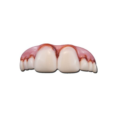 Billy Bob Buck Goofy Joke False Teeth Fancy Dress New