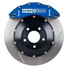 StopTech (83.B32.6D00.23) Brake Rotor, Front