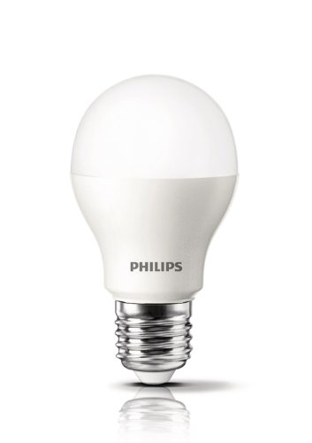 Philips 420232 7.5-Watt (40-Watt) A19 Led 3000K Light Bulb, Bright White