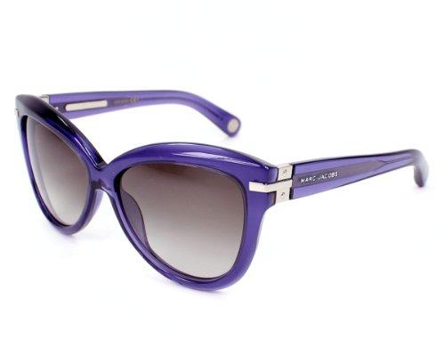 Marc JacobsMarc Jacobs MJ468/S Sunglasses-0CQ3 Violet (HA Brown Gradient Lens)-57mm