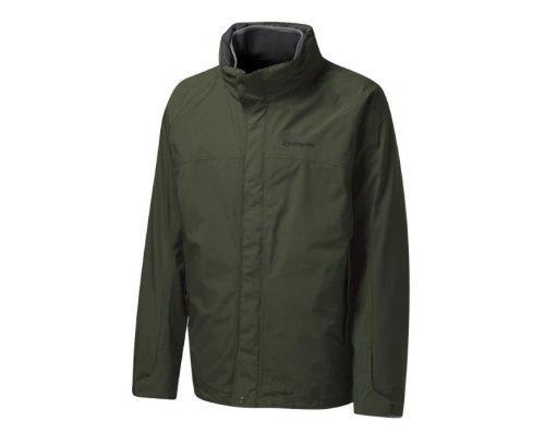 SPRAYWAY Men's Compact Jacket, Green, L