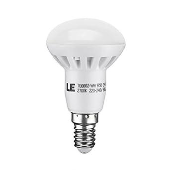 R50 E14 Reflektorlampe Ersatz Glühbirne für Lavalampe 40W klar