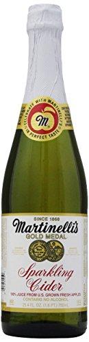 Martinelli's Gold Medal Sparkling Cider , 25.4 oz