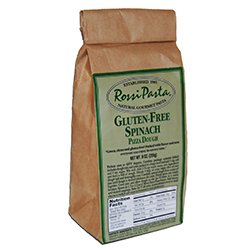 Gluten-Free Spinach Pizza Dough Mix by Rossi Pasta