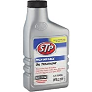 High Mileage Engine Treatment/Additive-15 STP HI MILE TREATMENT