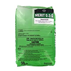Merit 0.5 Granular Systemic Insect Control - 30 Pound Bag by Merit