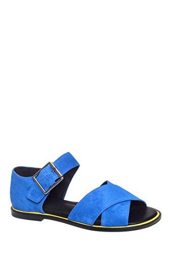 Queena Flat Sandal