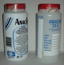 ANACLIN STERILE 24 HEURES