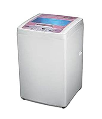 LG T7208TDDLP Fully Automatic Top-loading Washing Machine (6.2 Kg, Cool Grey)