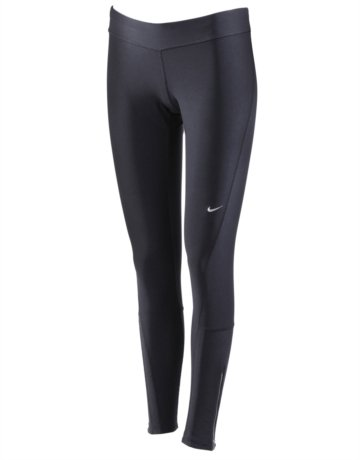 Nike Womens Filament Running Tights - M/40-42,