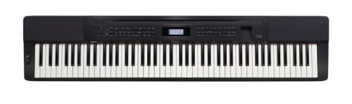 Casio PX350 BK 88-Key Touch Sensitive Privia Piano digital con