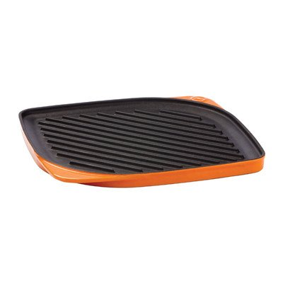 "Mario Batali By Dansk? 11"" Persimmon Square Reversible Grill/Griddle"