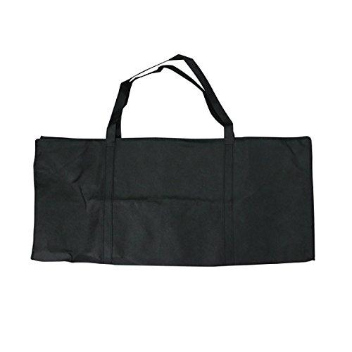 Matériau non tissé sac de recyclage 30x 35x 75cm Studio équipement support sac de transport