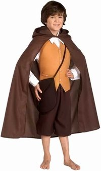 Lord Of The Rings Hobbit Child Costume