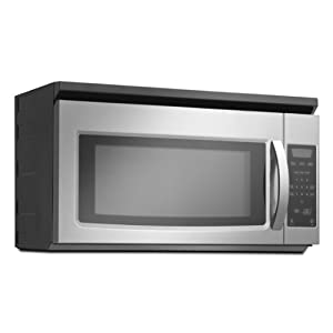 Amana 1.5 cu. ft. Over-the-Range Microwave, AMV1150VAS, Stainless Steel