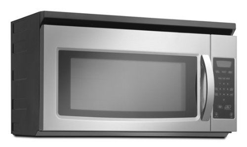 Find Discount Amana 1.5 cu. ft. Over-the-Range Microwave, AMV1150VAS, Stainless Steel