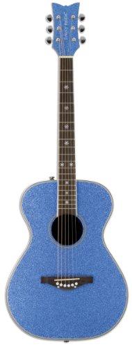 Daisy Rock Guitare acoustique Pixie Bleu