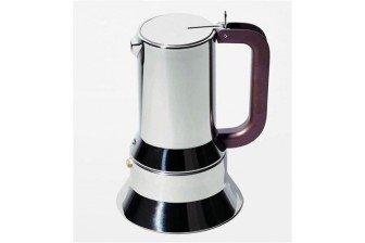 Alessi Magnum Espresso Coffee Maker 10 Cup 9090/M