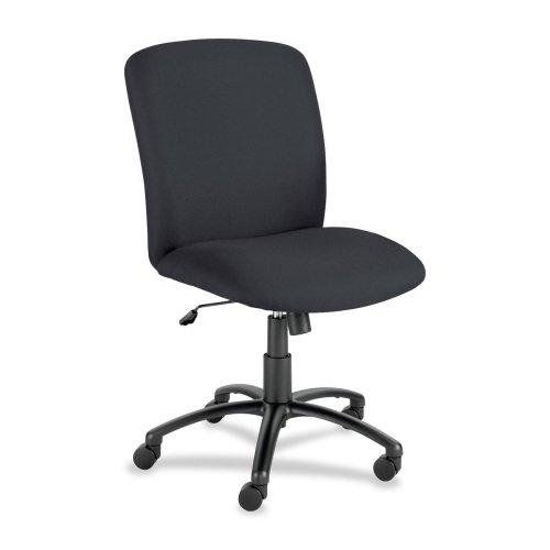Uber Series Big & Tall Swivel/Tilt High Back Chair, Black front-718155