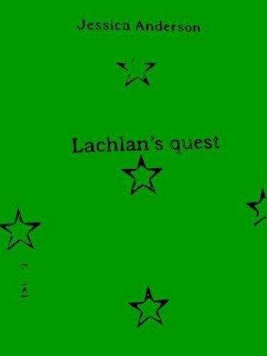 E-book - Lachlan's Quest by Jessica Anderson