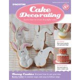 DeAgostini Cake Decorating Magazine + Free Gift issue 57