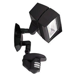 Rab Stl3Ffled18 - 18 Watt - Led Security Light - 360?? Motion Sensor - 5100K Stark White - 120 Volt - Bronze Finish