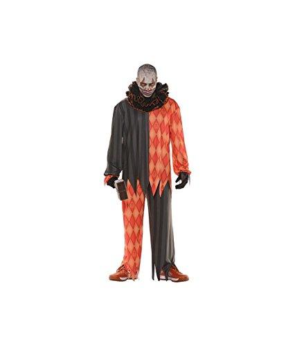 Sinister Clown Teen and Men Costume