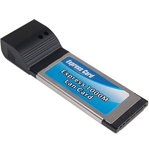 Gigabit Ethernet  on Amazon Com  Expresscard 34 Gigabit Ethernet Lan Card  Computers