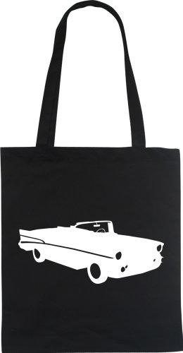 pontiac-star-chief-convertible-cabrio-designer-fun-bolsa-tote-bag-funda-de-algodon-wizuals-color-neg