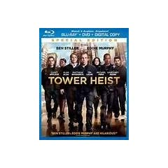 Tower Heist (Blu-ray + DVD + Digital Copy + UltraViolet) Special Edition