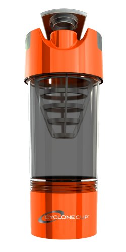 Cyclone Cup Shaker Bottle, Orange 20 Oz (Ffp)