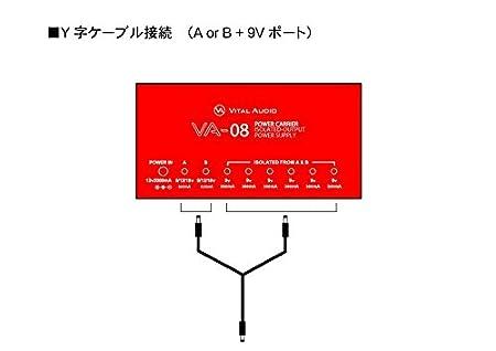 Vital Audio / POWER CARRIER VA-08 ISOLATED-OUTPUT POWER SUPPLY �ѥ���ץ饤 �Х����륪���ǥ���
