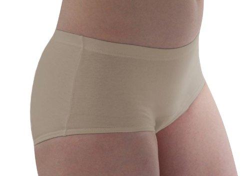 Conni Women'S Active Underwear, Beige, Size 14 front-209631